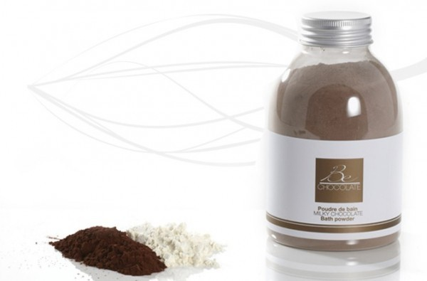 Be Chocolate Milky chocolate bath powder 150g