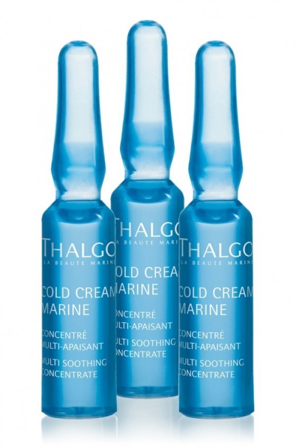 Thalgo Multi-Soothing Concentrate - Ampulli 1,2ml x 7